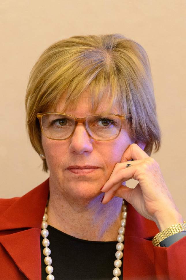 Trent Nelson  |  Tribune file photo Salt Lake City Councilwoman Lisa Adams.