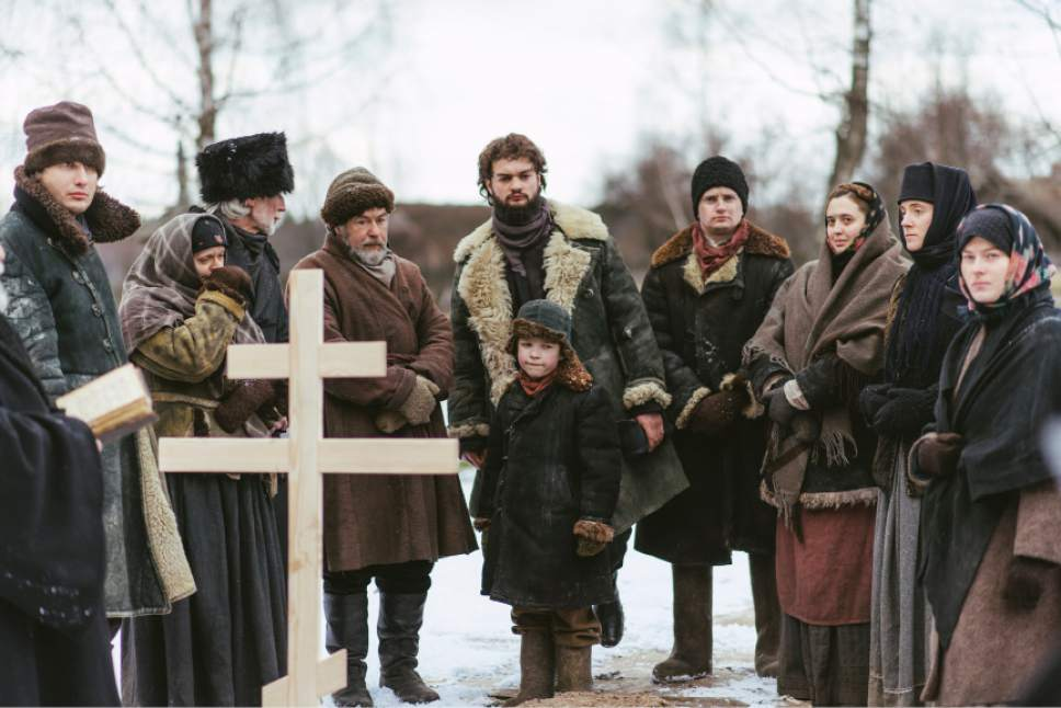 """Winter Thaw"" premieres Thursday, Nov. 24, at 7 and 9 p.m. on BYUtv. Lukas Salina     BYUtv"