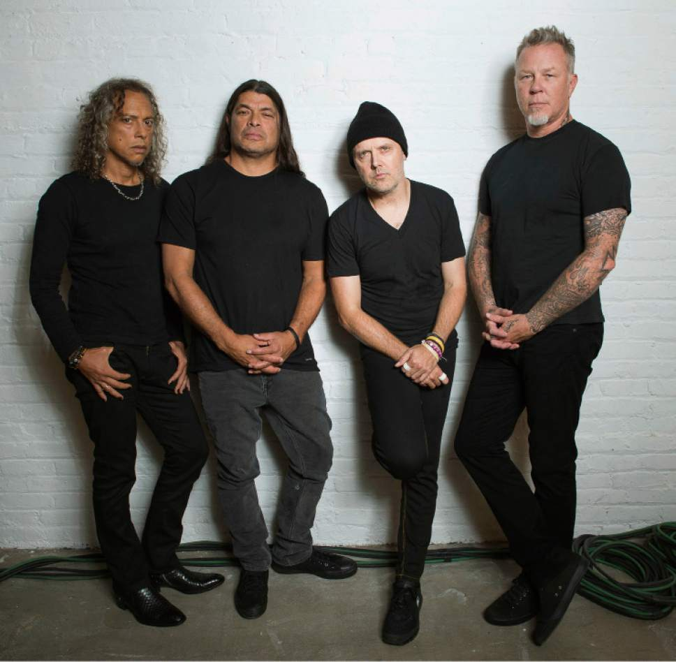 James Hetfield says Metallica makes music they want to ...