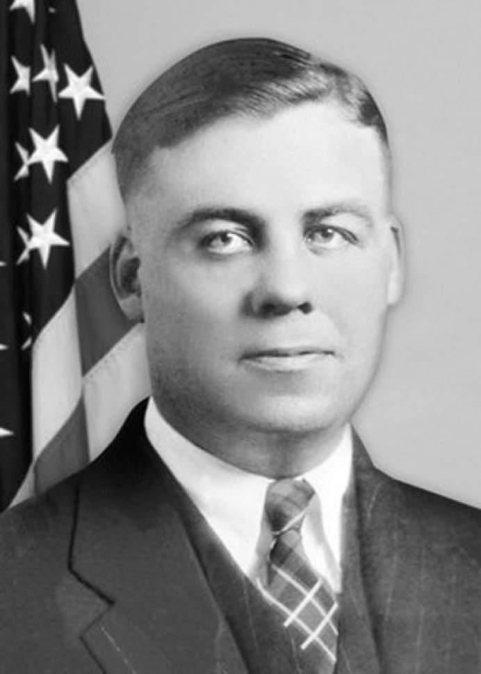 Samuel P. Cowley.  Courtesy photo