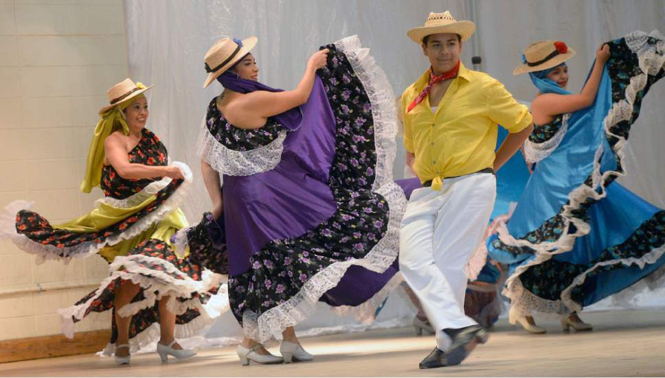 Al Hartmann     The Salt Lake Tribune Members of the Ballet Folklorico de las Americas perform at event for the renovation of the  Centro Civico Mexicano at 155 South 600 West in Salt Lake City Tuesday Nov. 29.  The new Centro Civico Mexicano will include a cultural center and the development of affordable senior housing units. With the support Salt Lake City, Utah DEQ, and recent contributions of the U.S. Environmental Protection Agency and Salt Lake County, the ongoing environmental cleanup and redevelopment project will revitalize CCM and enhance the services they provide to Utah's growing Latino community. CCM is using grant funding from EPA and Salt Lake County to begin key cleanup activities related to the project this winter.