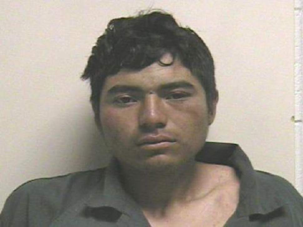 (Courtesy of Provo police) Enmanuel DePaz