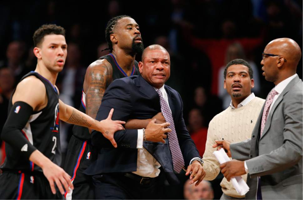 Austin Rivers Doc Rivers Clippers