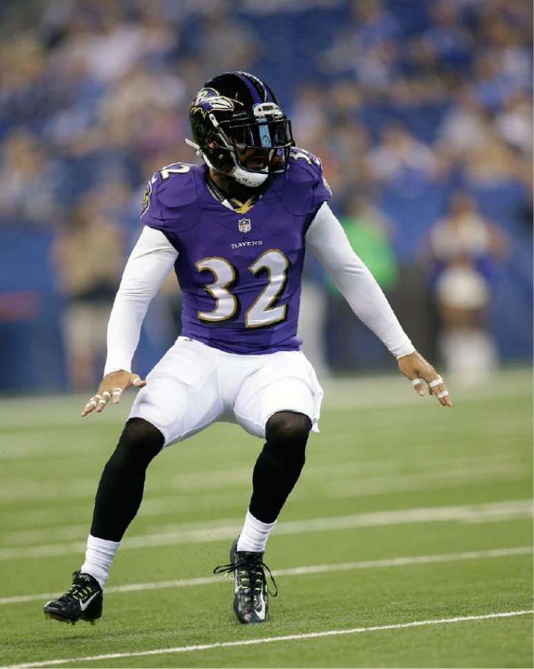 Nfl Former Utes Current Ravens Safety Eric Weddle Eats A