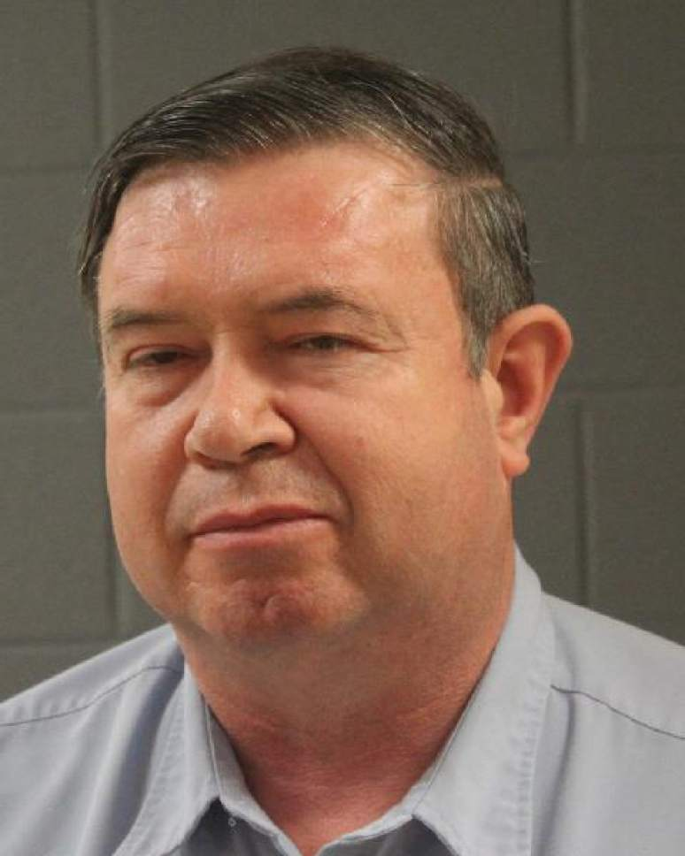 Photo courtesy of Washington County Sheriff's Office  Kimball Dee Barlow