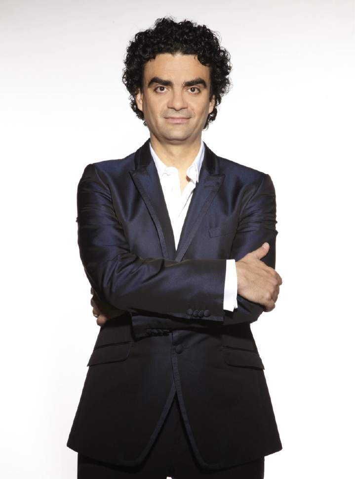 Rolando Villazon will be the featured guest artist at this year's Christmas concerts by the Mormon Tabernacle Choir. Courtesy  |  ITV/REX
