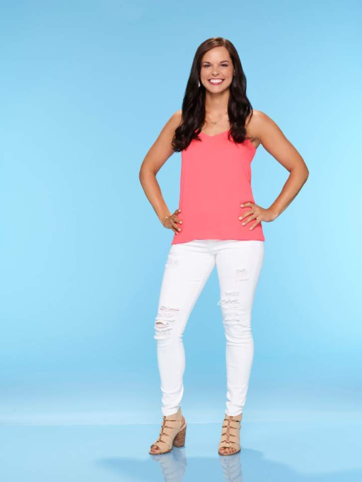 Utahn Briana Guertler is one of 30 women who competes for the affections of Nick Viall on Season 21 of ìThe Bachelor.î Mitch Haaseth     ABC