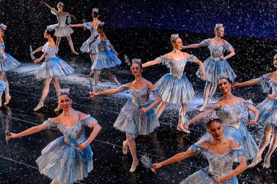 Review: Embracing inclusiveness keeps Ballet West's 'Nutcracker' classic and relevant