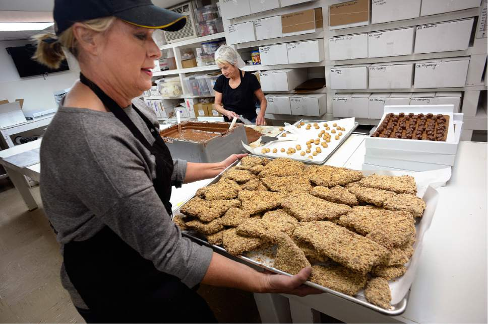 Condie's Candies a Christmas tradition in Utah for 92 years - The Salt Lake Tribune