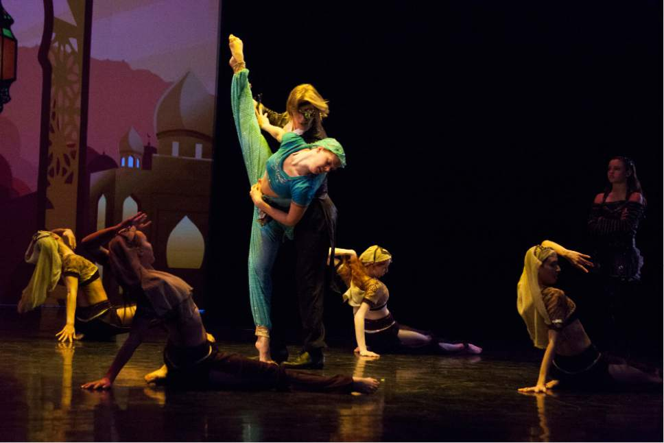 "Courtesy photo  Odyssey Dance Theatre Presents its annual ""ReduxNut-Cracker"" in three locations in December: Dec. 2 & 3, Val Browning Center, Weber State; Dec. 7 & 8, Cox Performing Arts Center, Dixie State College, St. George; Dec. 14 – 23, Kingsbury Hall, Salt Lake City."