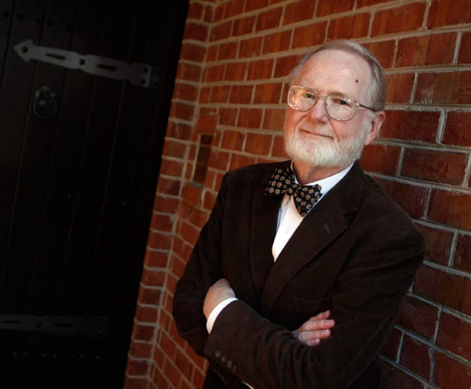 Tribune file photo  Ed Kimball, seen in this 2006 photo, wrote two biographies about his father, LDS Church President Spencer W. Kimball.