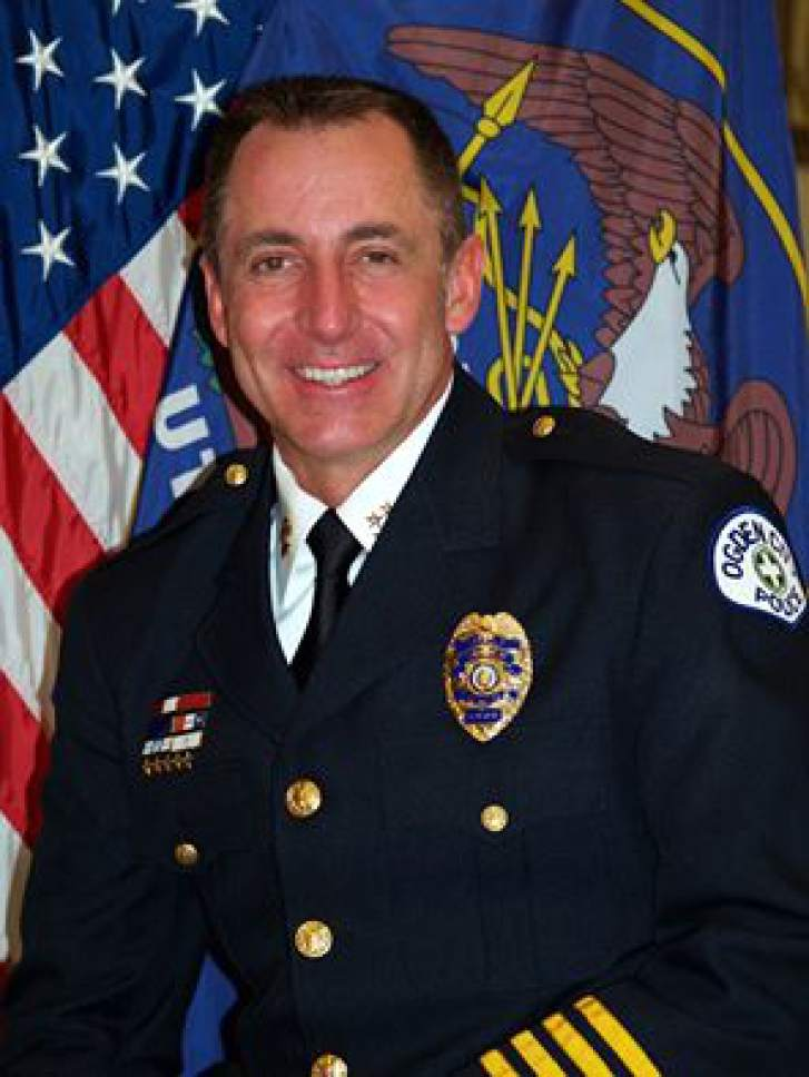 Ogden police chief steps down, successor to be named ...