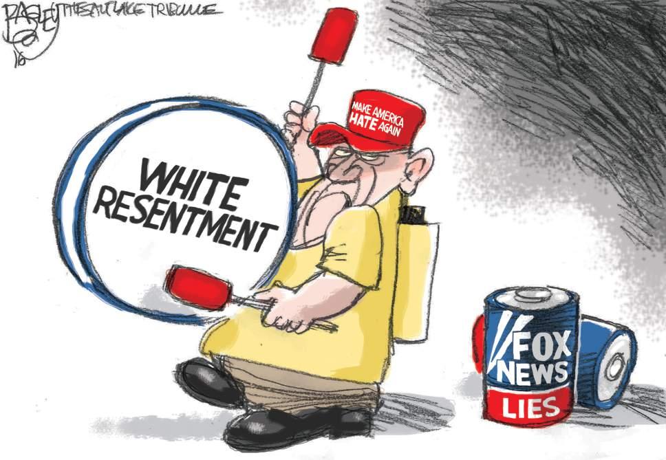 Pat Bagley cartoon for Dec. 23, 2016.
