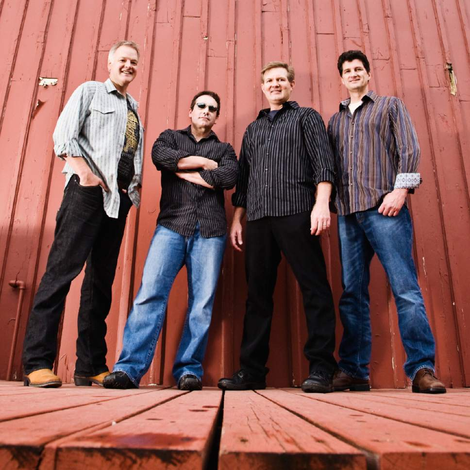 "Utah County-based band Joshua Creek has a new album, ""Pieces of Time,"" and continues its popular annual Christmas concert series with two sold-out shows in Lehi on Dec. 22 and 23. Courtesy  