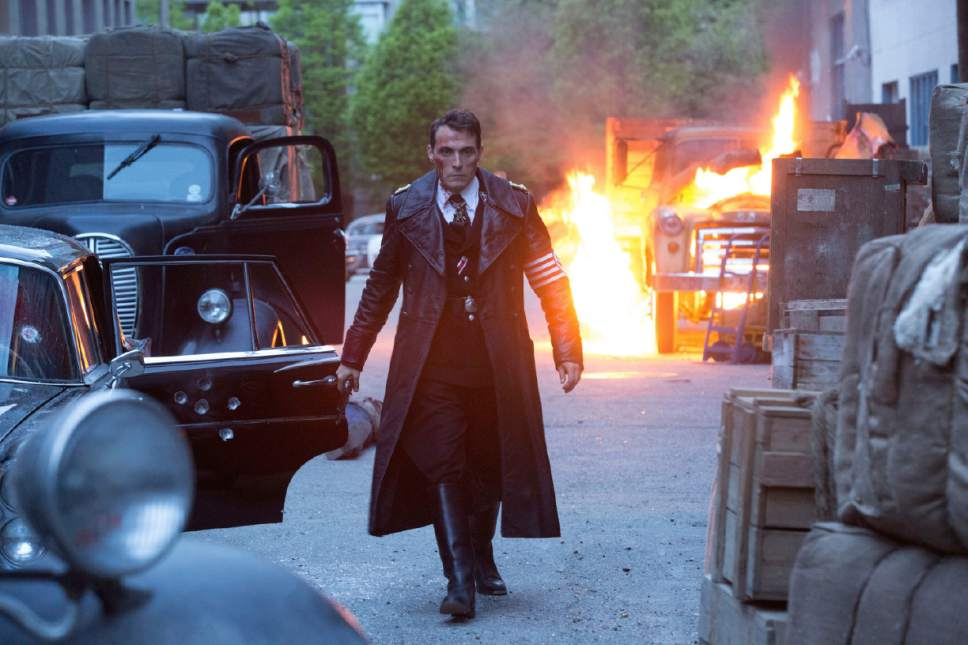 "Rufus Sewell stars as an American Nazi official  in ""The Man in The High Castle.""  Photo: Amazon"