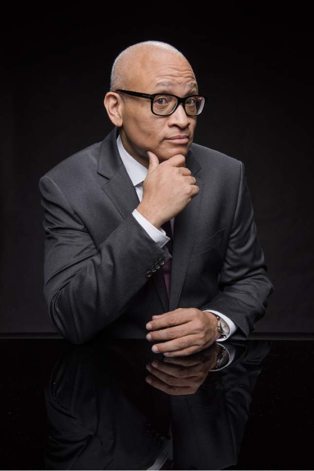 """Larry Wilmore was the host of  """"The Nighly Show with Larry Wilmore."""" Peter Yang  
