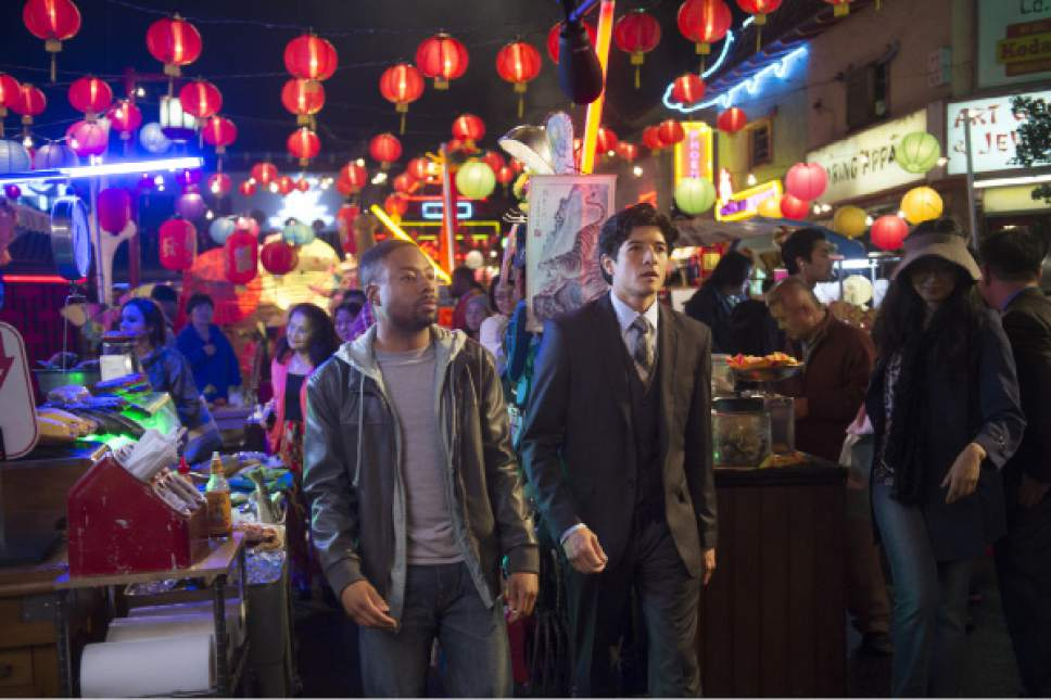 """Justin Hires and Jon Foo star in """"Rush Hour."""" Neil Jacobs  