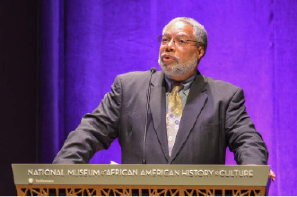 """photo courtesy LDS Church  Lonnie G. Bunch III, Founding Director of the National Museum of African American History and Culture, said """"Collaborating on the Freedmen's Bureau Project is a fundamental expression of our commitment to family history. At the end of the Civil War, formerly enslaved individuals went to great lengths to reunite their families. The records of the Freedmen's Bureau are essential to understanding their desires and reconstructing the histories of the families they formed."""""""
