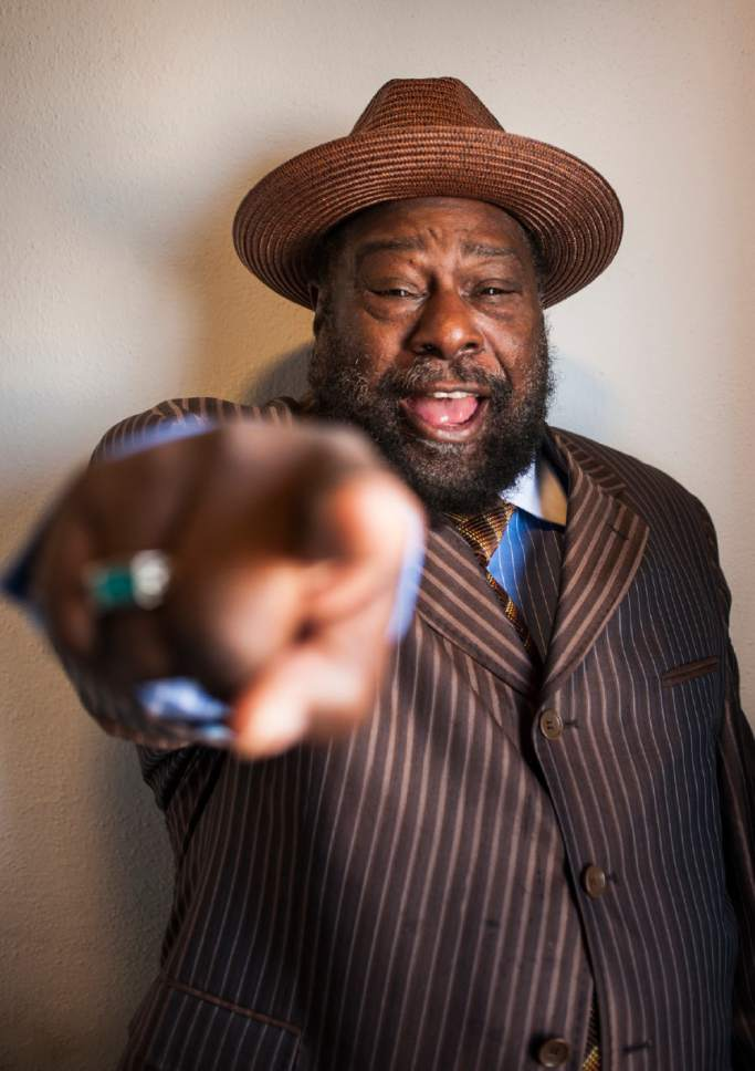 Courtesy photo  Funk pioneers George Clinton & Parliament Funkadelic will be playing at The Depot in Salt Lake City on Friday, Dec. 30.