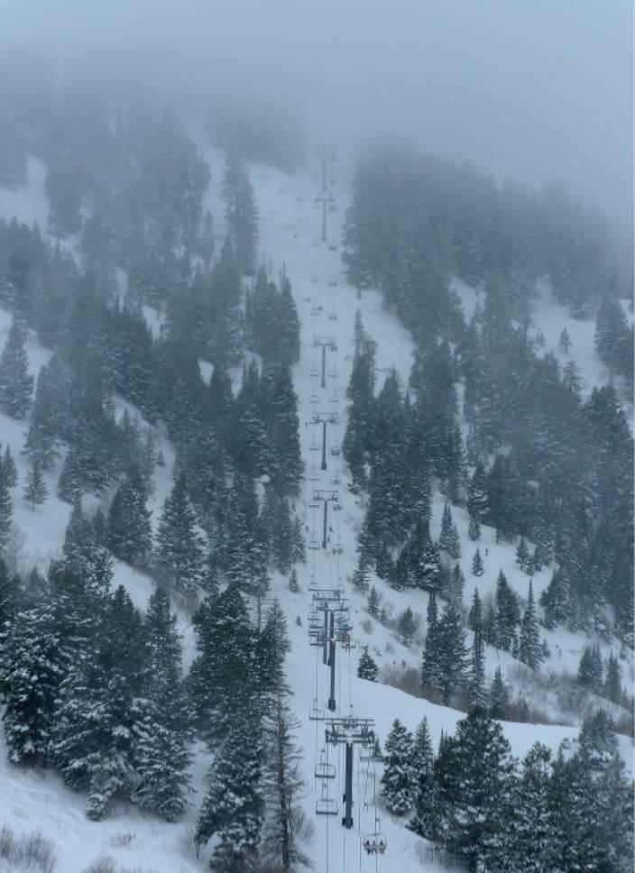 Snowbasin Resort - Fly Alaska, Ski Free | Alaska Airlines