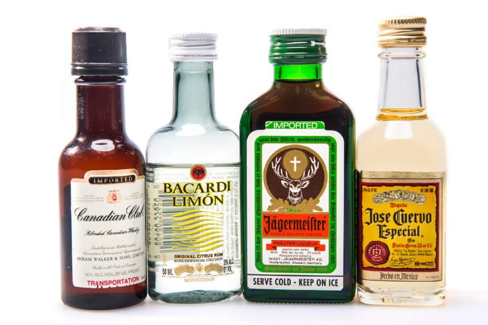 Whatever happened to ... mini liquor bottles in Utah ...