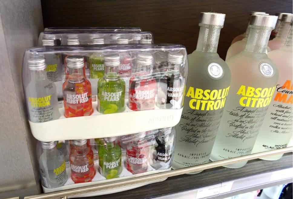Whatever Happened To Mini Liquor Bottles In Utah