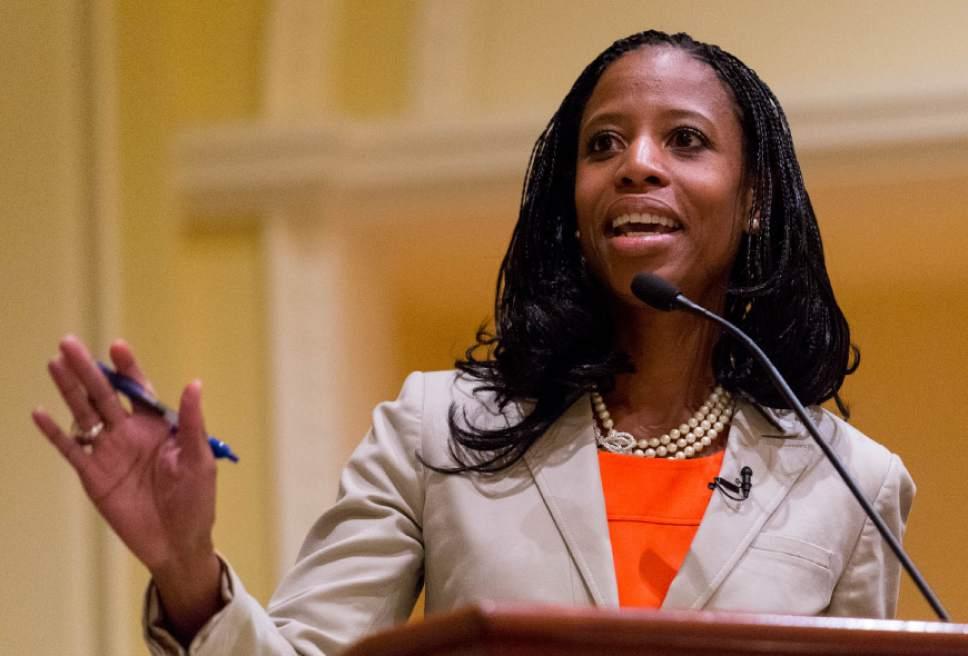 Trent Nelson  |  Tribune file photo Utah Congresswoman Mia Love, R-Utah.