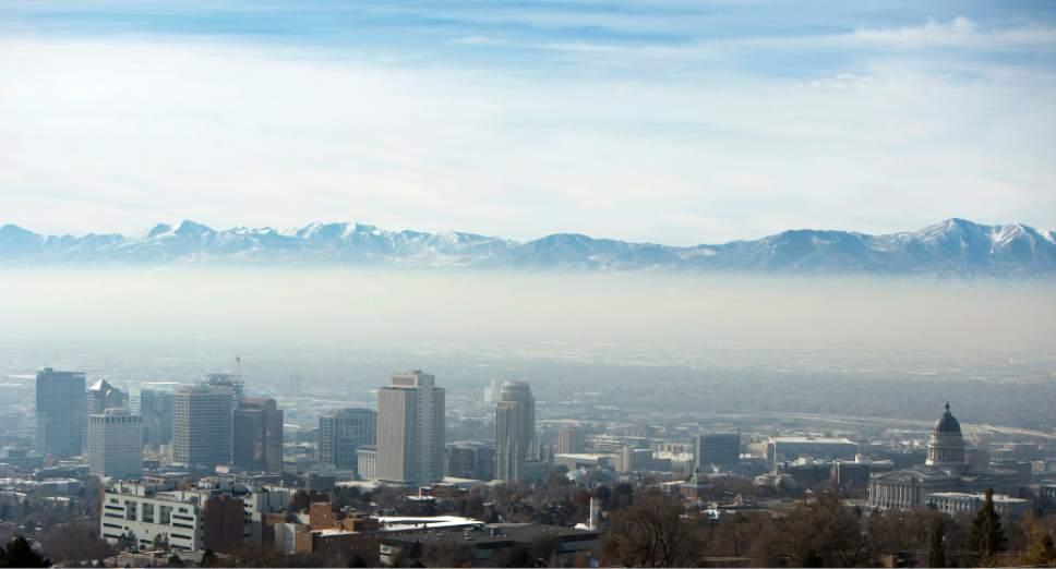 Rick Egan  |   Tribune file photo  Salt Lake City, Thursday, December 3, 2015.
