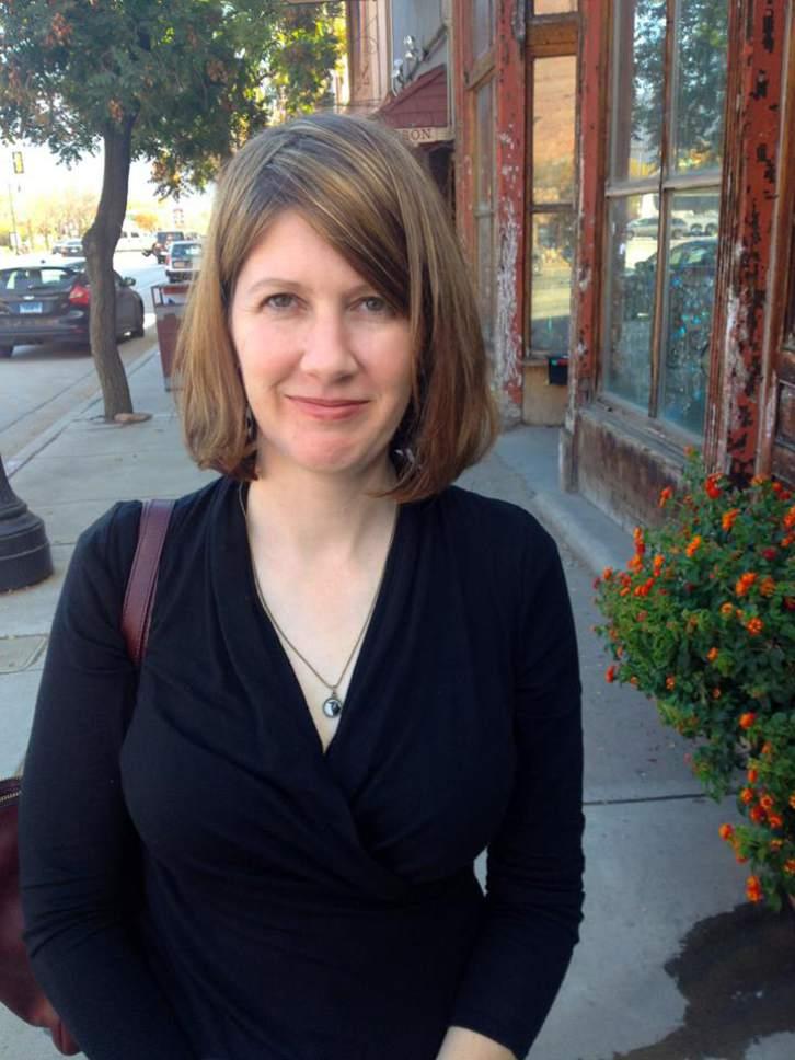 Courtesy photo  Utah author Jennifer Adams