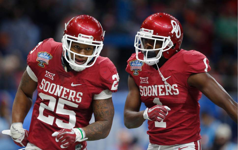 best sneakers 542a8 fad20 College football: Oklahoma RB reportedly Joe Mixon leaving ...