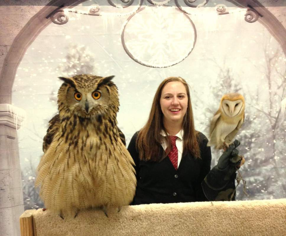 |  Courtesy   The Teen Yule Ball presented by the Salt Lake County Library at the Viridian Center.
