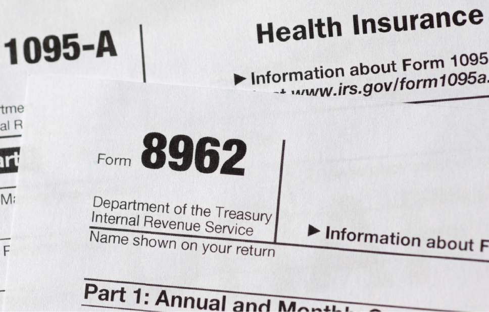 IRS letters nudge uninsured to get coverage - The Salt Lake Tribune