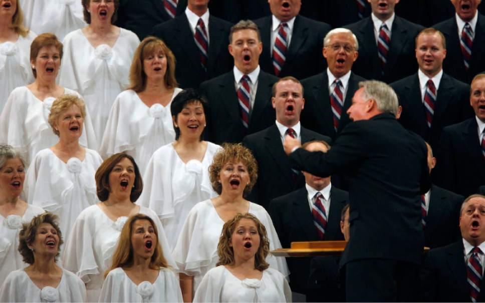 Utah woman has no regrets quitting Mormon Tabernacle Choir over Trump inauguration performance ...