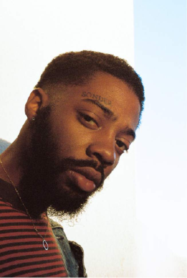 R&B singer Brent Faiyaz is one of the performers at the ASCAP Music Cafe at the 2017 Sundance Film Festival. Courtesy ASCAP