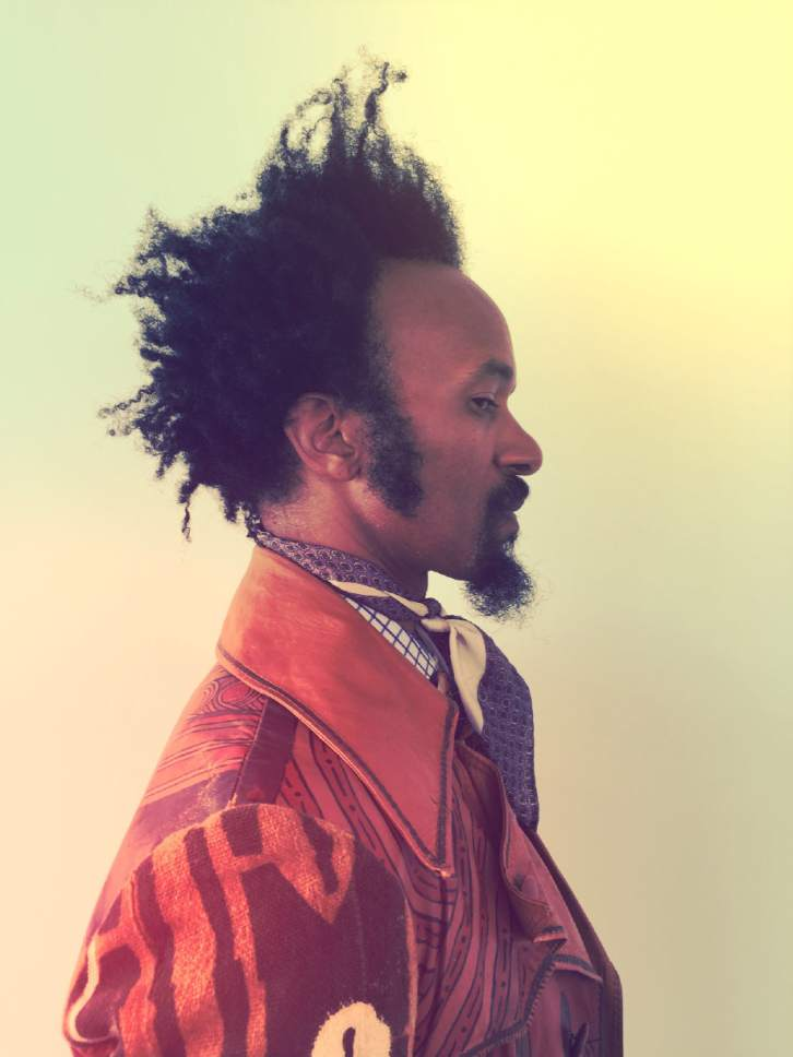 Roots artist Fantastic Negrito is one of the performers at the ASCAP Music Cafe at the 2017 Sundance Film Festival. Courtesy ASCAP