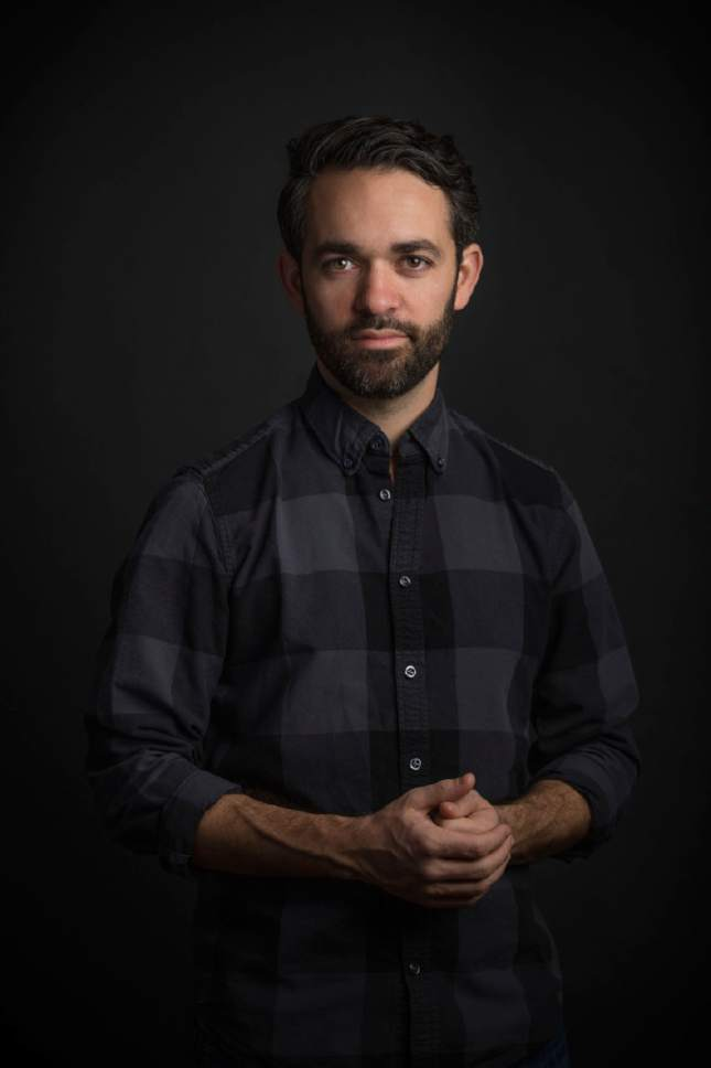 """Adam Sobel, director of """"The Workers Cup."""" Courtesy  
