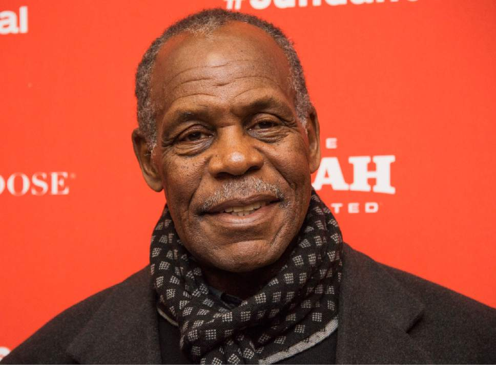 "Actor Danny Glover poses at the premiere of ""Complete Unknown"" during the 2016 Sundance Film Festival on Monday, Jan. 25, 2016, in Park City, Utah. (Photo by Arthur Mola/Invision/AP)"
