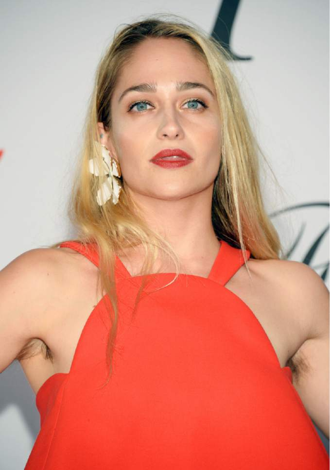 FILE - In this June 1, 2015 file photo, Jemima Kirke arrives at the 2015 CFDA Fashion Awards at Alice Tully Hall in New York.  (Photo by Evan Agostini/Invision/AP, File)