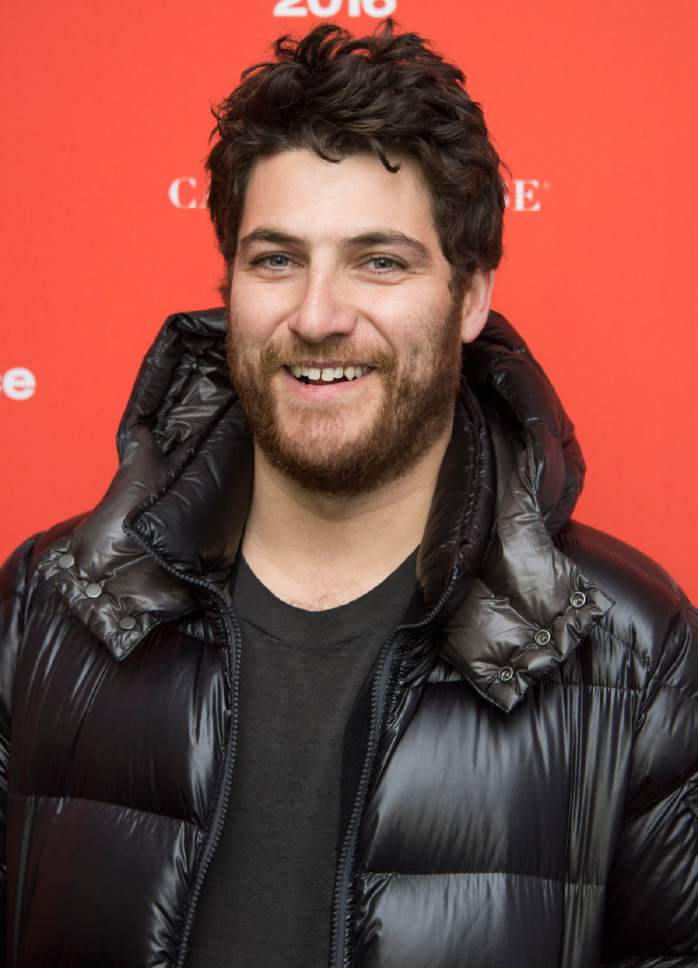 "Actor Adam Pally poses during the premiere of ""Joshy"" during the 2016 Sundance Film Festival on Sunday, Jan. 24, 2016, in Park City, Utah. (Photo by Arthur Mola/Invision/AP)"