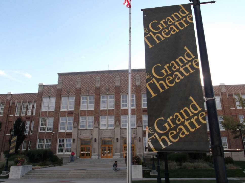Sean P. Means  |  The Salt Lake Tribune  The Grand Theatre at Salt Lake Community College will be a new venue for the Sundance Film Festival in 2015.