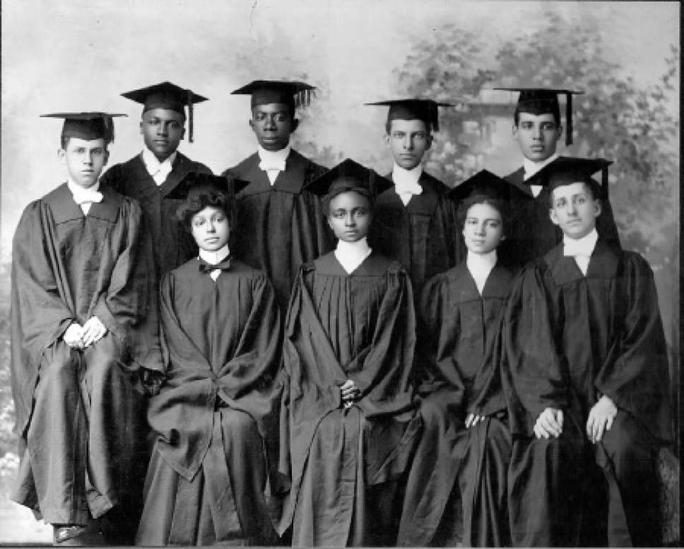 "A still from ""Tell Them We Are Rising: The Story of Black Colleges and Universities"" by Stanley Nelson, an official selection of the Documentary Premieres program at the 2017 Sundance Film Festival. Courtesy Sundance Institute"