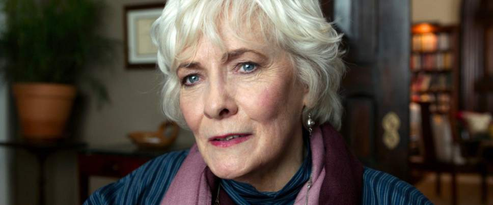 """This image released by Universal Pictures shows Betty Buckley in a scene from, """"Split."""" (Universal Pictures via AP)"""