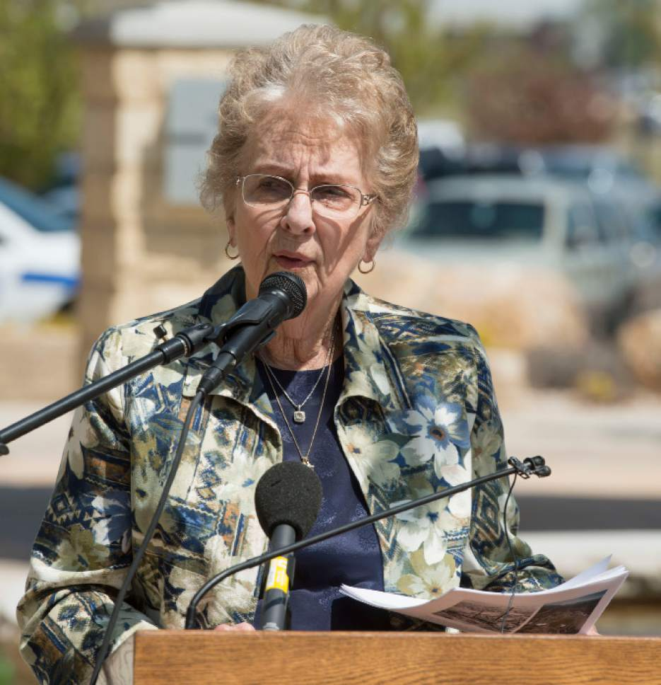 Steve Griffin     Tribune file photo Midvale Mayor JoAnn Seghini resigned as board treasurer of the Utah League of Cities and Towns on the eve of release of a critical state audit that blasted the board for poor oversight that allegedly allowed financial wrongdoing and possibly criminal activity.
