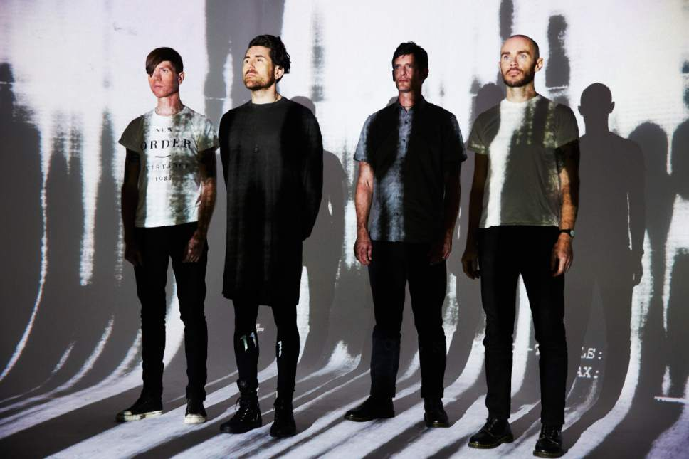"""Courtesy photo Alt-rock band AFI are playing a sold-out show this Friday in support of their 10th studio album, """"AFI (The Blood Album),"""" which was released Jan. 20."""