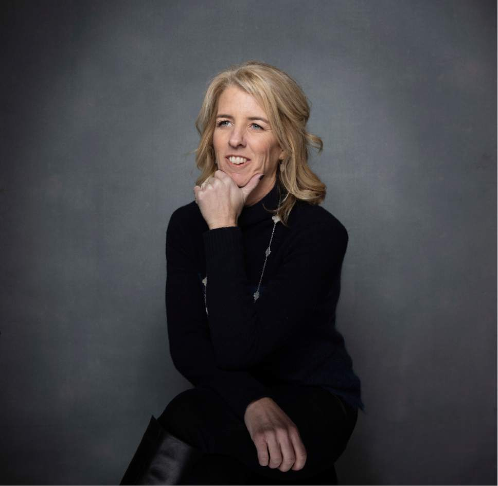 "Director Rory Kennedy poses for a portrait to promote the film, ""Take Every Wave: The Life of Laird Hamilton"", at the Music Lodge during the Sundance Film Festival on Sunday, Jan. 22, 2017, in Park City, Utah. (Photo by Taylor Jewell/Invision/AP)"