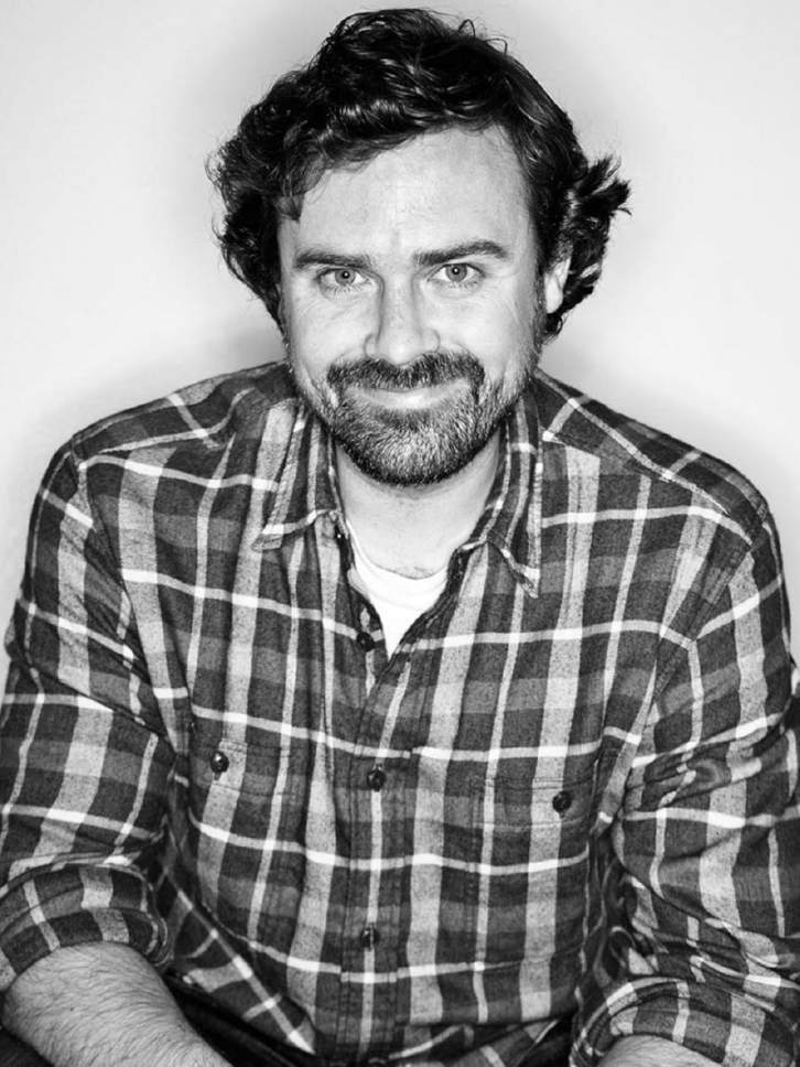 """Dan Marshall, creator of """"Playdates,"""" an official selection of the Special Events program at the 2017 Sundance Film Festival. Courtesy     Sundance Institute"""