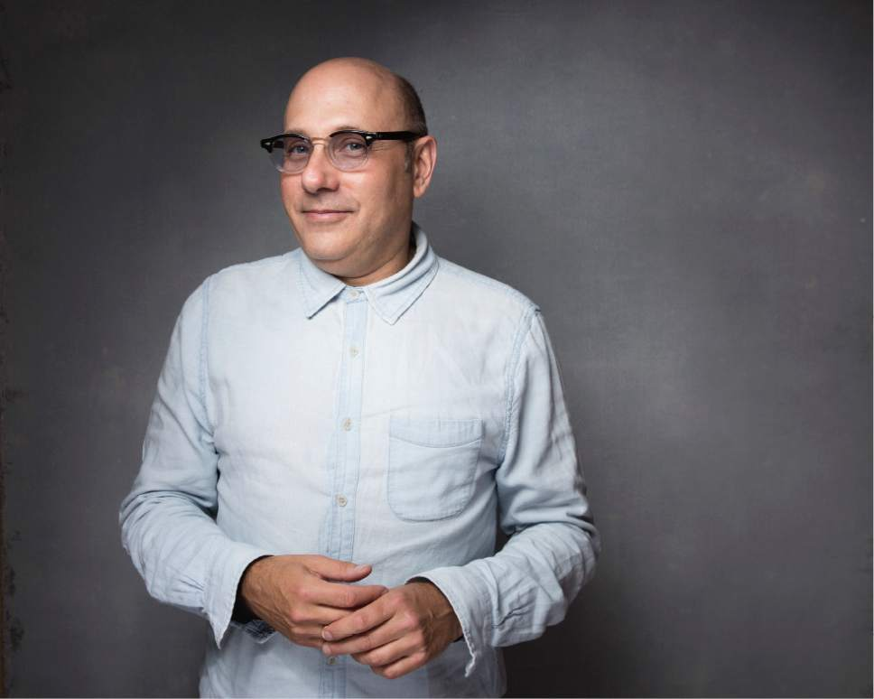"""Actor Willie Garson poses for a portrait to promote the film, """"The Polka King"""", at the Music Lodge during the Sundance Film Festival on Sunday, Jan. 22, 2017, in Park City, Utah. (Photo by Taylor Jewell/Invision/AP)"""