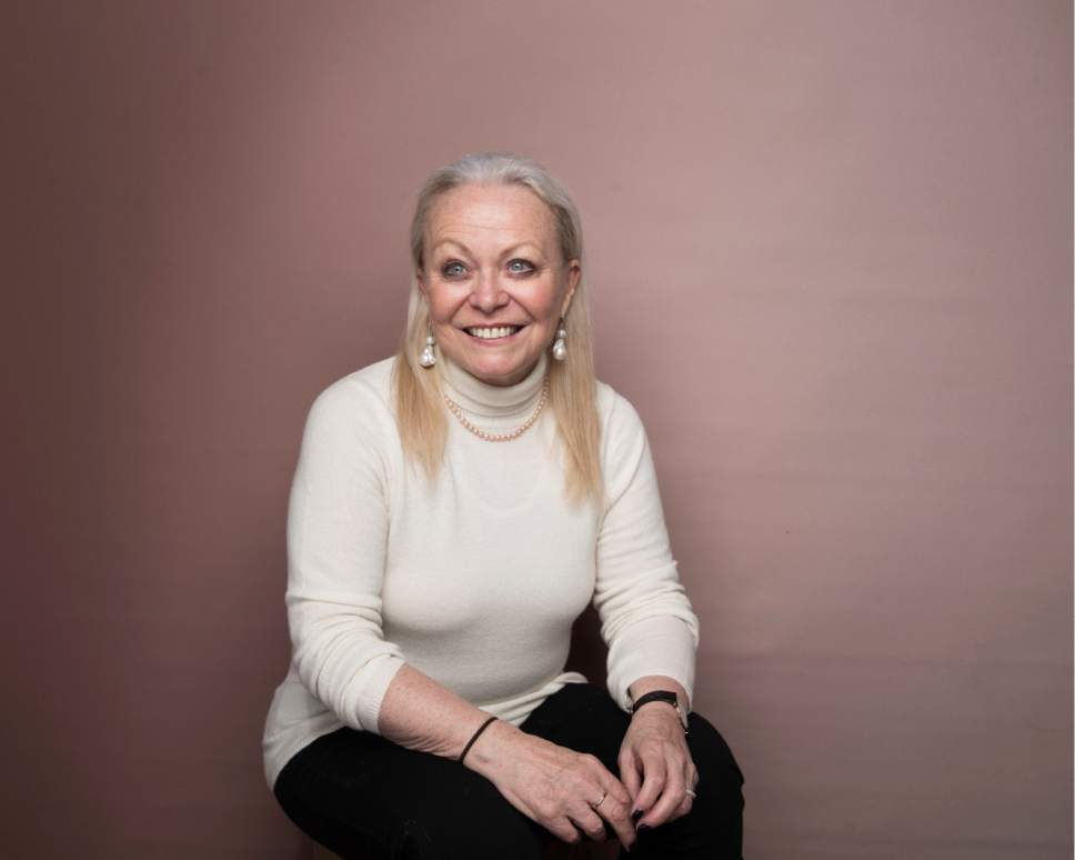 """Actress Jacki Weaver poses for a portrait to promote the film, """"The Polka King"""", at the Music Lodge during the Sundance Film Festival on Sunday, Jan. 22, 2017, in Park City, Utah. (Photo by Taylor Jewell/Invision/AP)"""