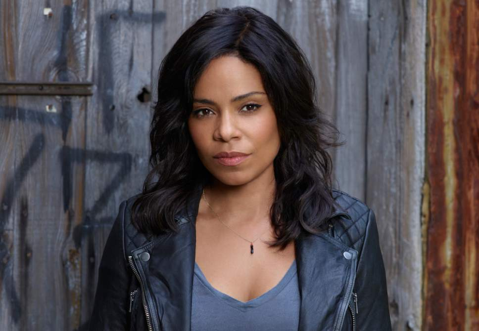 "Sanaa Lathan stars in ""Shots Fired."" Michael Lavine  