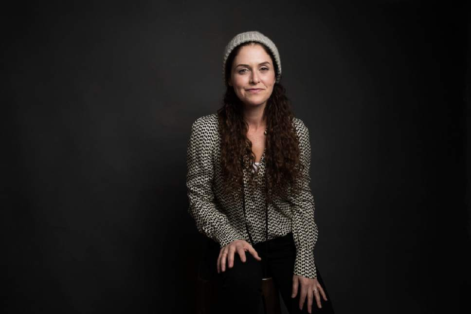 "Director Amanda Lipitz poses for a portrait to promote the film, ""Step"", at the Music Lodge during the Sundance Film Festival on Friday, Jan. 20, 2017, in Park City, Utah. (Photo by Taylor Jewell/Invision/AP)"